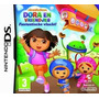 Team Umizoomi E Doras Fantastic Flight Nintendo Ds