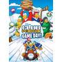 Jogo Club Penguin Nintendo Wii Novo Original Pronta Entrega