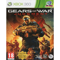 Jogo Xbox 360 - Gears Of War Judgment - Usado