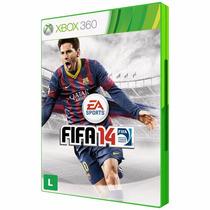 Fifa Soccer 14 Totalmente Português Br Xbox 360 Jogo Futebol