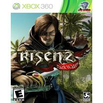 Jogo Xbox 360 - Risen 2 - Novo