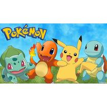 Episódios Pokémon Série Original - 1ª E 2ª Geração