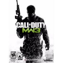 Call Of Duty Modern Warfare 3 Pc Steam Key