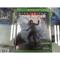 Rise Of The Tomb Raider Xbox One Lançamento 10/11
