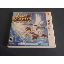 Kid Icarus Uprising Original Nintendo 3ds