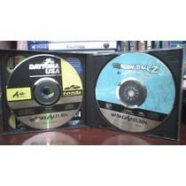 Dragon Ball Z, Daytona Usa, Virtual Fighter 2 E Riglord Saga