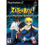 Jogo Zatch Bell! Mamodo Battles Ps2 Playstation 2 A6651