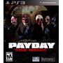 Payday + Dino Crisis + Jurassic P + Game Of Thrones 11 Jogos