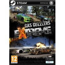 Gas Guzzlers Extreme - Pc - Original
