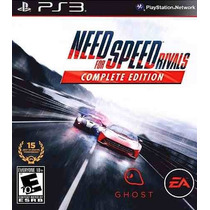 Need For Speed Rivals: Complete Edition Codigo Psn Ps3