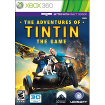 The Adventures Of Tintin The Game - Xbox 360