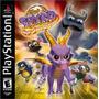 Spyro Year Of The Dragon Patch Ps1+1 De Brinde