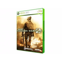 Call Of Duty Modern Warfare 2 Xbox 360 Original/lacrado