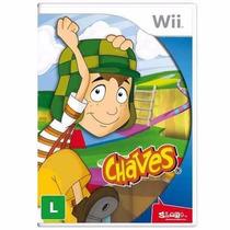 Jogo Chaves - Original Lacrado - Nintendo Wii - Frete Grátis