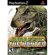 Jurassic The Hunted Ps2 Patch Frete Unico