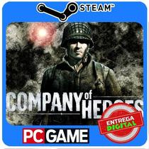 Company Of Heroes Steam Cd-key Global