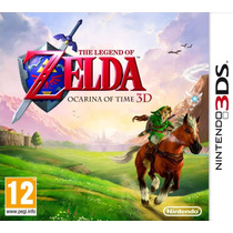 The Legend Of Zelda: Ocarina Of Time Nintendo 3ds Original