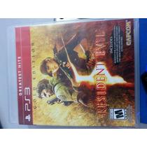 Jogo Ps3 Resident Evil Gold Edition Original Inclui Dlcs