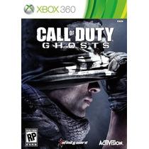 Call Of Duty Ghosts Xbox360 Midea Digital Codigo Original