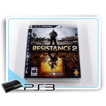 Ps3 Resistance 2 Original Playstation 3