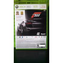 Combo Forza 3 + Halo 3 Odst Xbox 360 Semi-novo