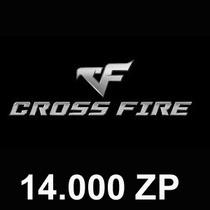 Crossfire Jogo Pc Cartão De 14.000 Zp Cash - Envio Imediato!