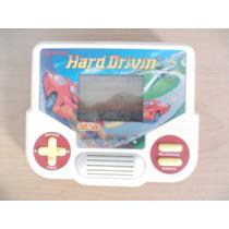 Mini Game Tec Toy Hard Drivin - Funcionando - Raridade