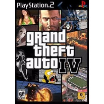 Patche Grand Theft Auto Iv