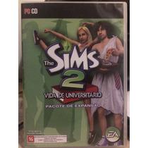 The Sims 2- Vida De Universitário Para Pc