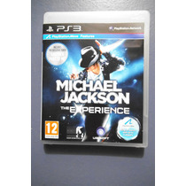 Michael Jackson - The Experience - Jogo Original Do Ps3
