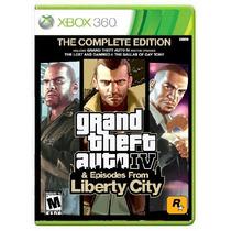 Grand Thief Auto 4 - Gta Iv: The Complete Edition - Xbox 360