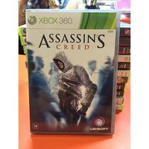 Jogo Assassins Creed Xbox 360 Original Mídia Física