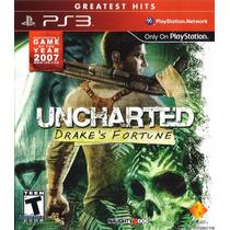 Uncharted 1 Drake