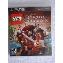 Lego Pirates Of The Caribbean Ps3 Midia Fisica Envio Imediat