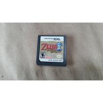 Zelda The Phantom Hourglass - Ds/dsi//2ds/3ds - Original Usa