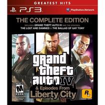 Jogo Gta 4 Grand Theft Auto Iv Ps 3