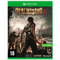 Jogo Dead Rising 3 Para Xbox One Lacrado E Original !!!