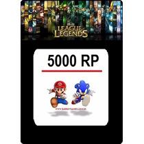 League Of Legends Pin Code 5000 Rp Lol