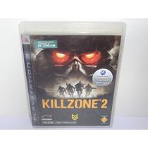 Killzone 2 Portugues Legendado Ps3 Mídia Sem Arranhões!