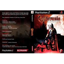 Patch Castlevania Collection 11 Em 1 Para Pc & Ps2