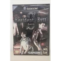 Resident Evil Zero Gamecube Nintendo E Wii