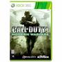 Call Of Duty 4 Modern Warfare Xbox 360 Mídia Física + Brinde