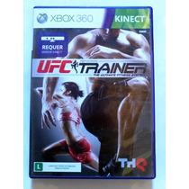 Ufc Trainer P/ Kinect - Ntsc - Original - Xbox 360