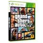 Gta 5 Grand Theft Auto V - Xbox 360 Português - Novo