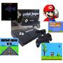 Video Game Nitendinho Poly + Jogos, 2 Controles E 1 Pistola