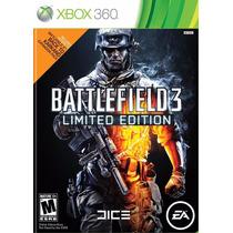 Battlefield 3 Limited Edition - Xbox 360 - Pronta Entrega!