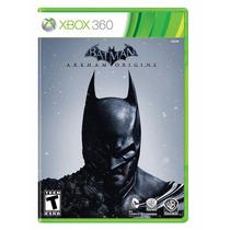 Game Batman Arkham Origins Xbox 360 Jogos Ntsc 10x Sem Juros