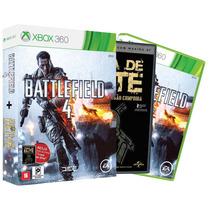 Battlefield 4 Mais Tropa De Elite - Edição Limitada Original