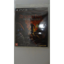 Resident Evil Operation Raccoon City P Ps3 Novo E Lacrado