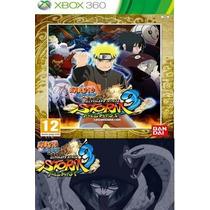Naruto Ultimate Ninja 3 Xbox 360